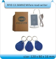 ER302 RFID 13 56MHz USB NFC Read Writer SDK IC Card And NFC Tag Software EReader