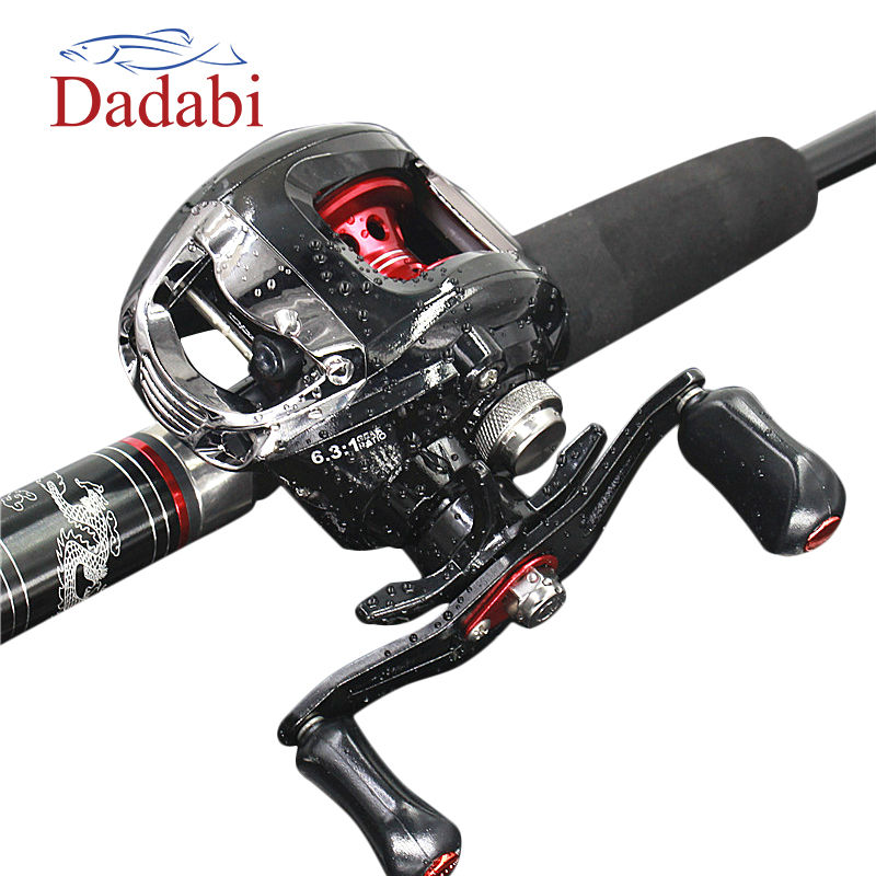 Water drop wheel fly fishing reel daiwa baitcasting reel for Fish drops reels