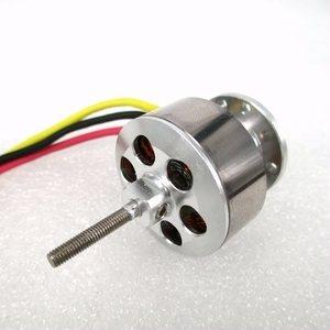 2408 DST bell style CNC machined brushless motor 2-3s 700KV 800KV 1000KV 1100KV 1200KV 1300KV for RC hobby aircraft(China)