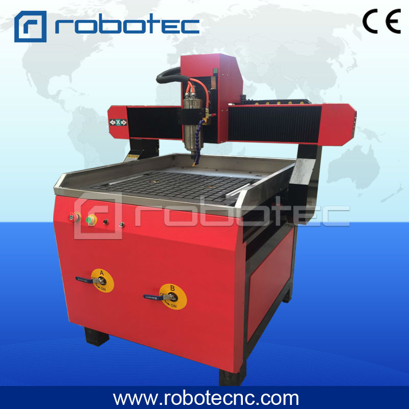 Best price wood mini cnc milling machine , hobby diy advertising cnc router 6090 for metal , acrylic , MDF  цены