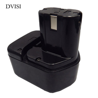 New 12V Ni CD 2.0Ah Replacement Power Tool Battery Pack for Hitachi EB1212S EB1214L EB1214S EB1222HL EB1230X EB1220BL 322629
