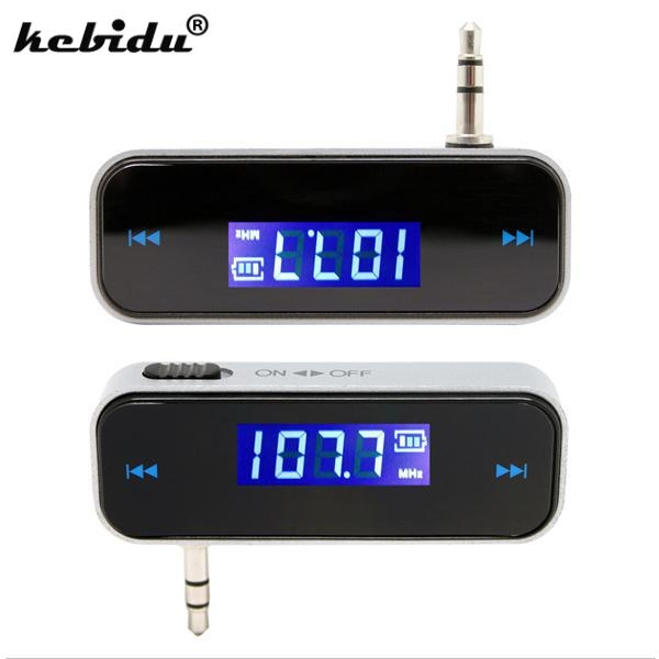 Tragbares Audio & Video Gewidmet Kebidu3.5mm Auto Radio Fm Transmitter Freihändiger Micro Usb-kabel Für Iphone 5 5 S 4 Für Ipad Für Samsung S3 S4 Hinweis 3 N9000 Für Htc