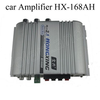 Multifunction 12V Mini 2 1Channel 40WX2 60WX1 Audio Auto Car Stereo Amplifier Car Home Boat Audio