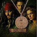 Пираты карибского моря Ацтеков Череп ожерелья и кулоны день святого валентина колье аниме день святого валентина заявление ожерелье бижутерии