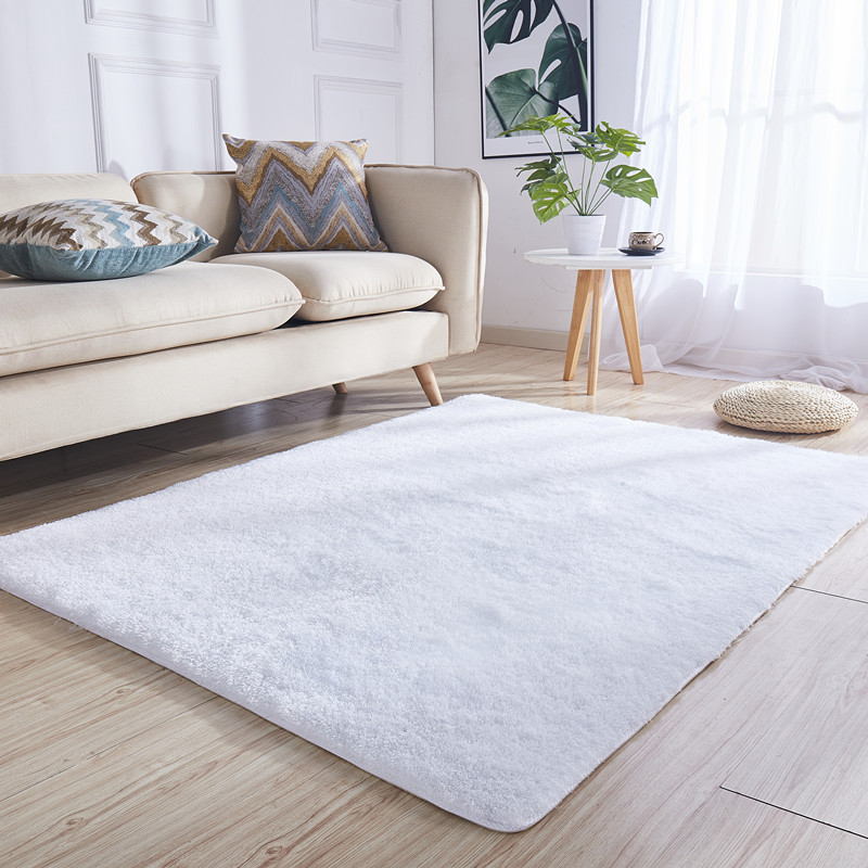 Carpets For Living Room Soft Plush Floor Rugs Anti-slip Mats Bedroom Child Carpet Washable Sofa Table Area Rug Bedroom Rugs