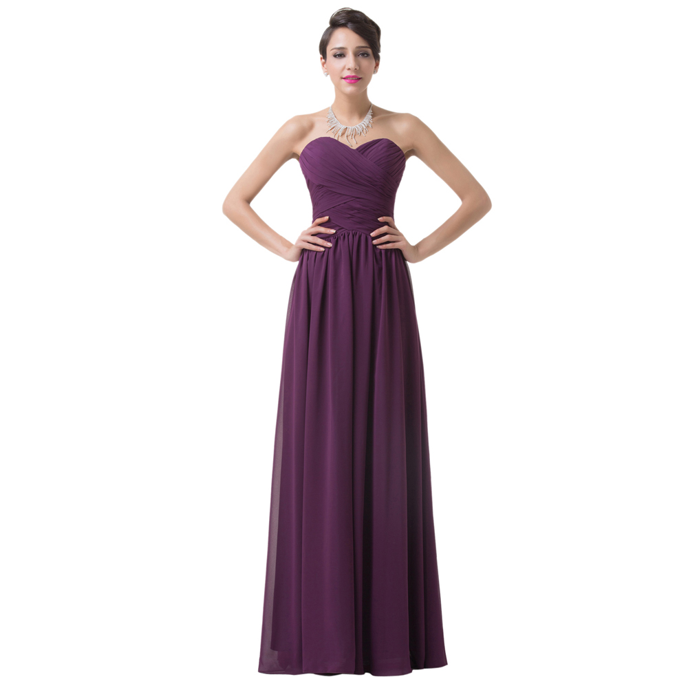 Aliexpress buy grace karin prom dresses 2016 dark purple aliexpress buy grace karin prom dresses 2016 dark purple long formal dress gowns ruched bodice sweetheart grace karin strapless party gown from ombrellifo Images
