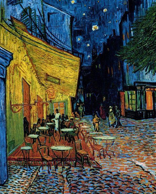 Online Shop The Farmer Van Gogh Oil Painting Vintage Retro Kraft ...