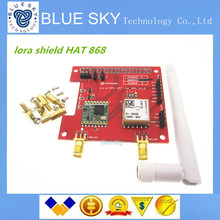 Long distance wireless 433/868/915Mhz Lora and GPS Expansion Board for Raspberry Pi