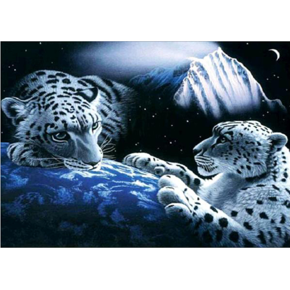 2018 Hot Sale High Quality 5D Embroidery Paintings Rhinestone Pasted DIY Diamond Painting Cross Stitch  Gift Dropshipping