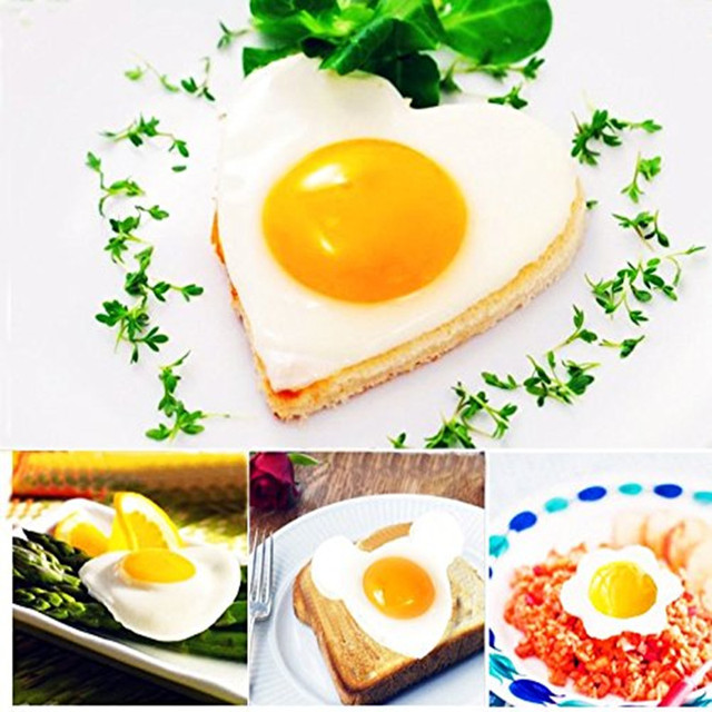 Quirky Fried Egg Molds