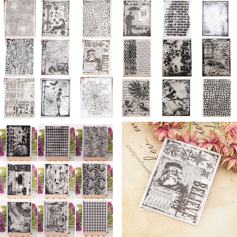 NCraft Clear Stamps TS Scrapbook Paper Craft Clear Stamp Scrapbooking