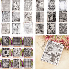 NCraft Clear Stamps TS Scrapbook Paper Craft Clear stamp scrapbooking(China)