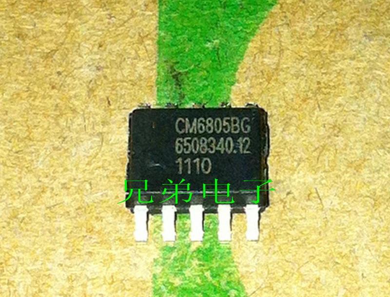 5pcs/lot CM6805AG CM6805BG CM6805 SOP-10 In Stock