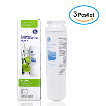 Water Filter Household Purifier Hydrofilter Mswf Refrigerator Water Filter Cartridge Replacement For Ge Mswf Filter 3 Pcs/lot