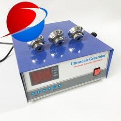 1000 W branży moc ultradźwiękowa do czyszczenia generatora 20 khz  33 khz  28 khz  40 khz częstotliwości i mocy regulowany