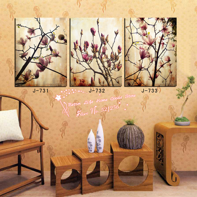 Modern Wall Art Home Decoration Printed Oil Painting Pictures No ...
