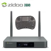 Heißer zidoo x9 smart tv box android 6.0 + openwrt (NAS) Realtek RTD1295 2G/16G 802.11ac WIFI Bluetooth smart tv box Media Player(China (Mainland))