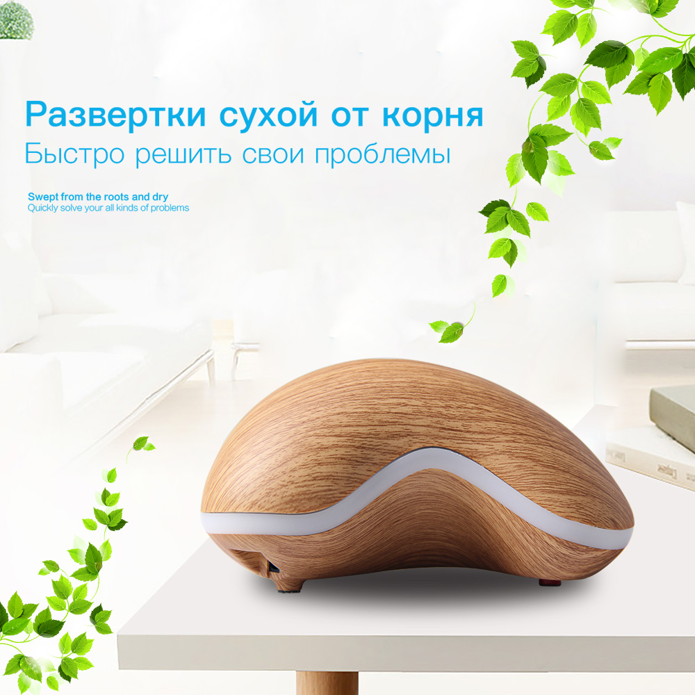 air humidifier aromatherapy diffuser ultrasonic wood electric aroma diffuser ultrasonic mist maker fogger machine water fountain