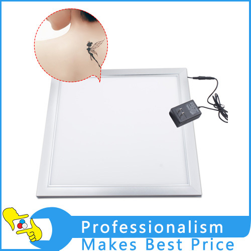 NEW LED Tattoo Light Box Square Plate Tracing Table Pad Stencil - Square table pad