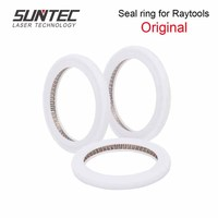 Suntec seal ring for Raytools AG head protective windows on fiber laser cutting machine Bodor laser BT240 BT230 3pcs/lot