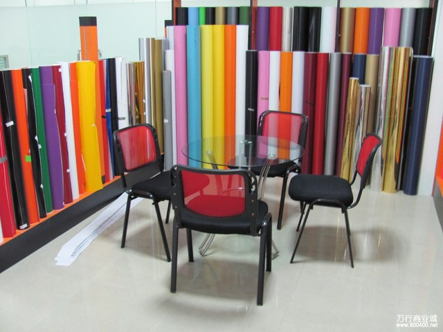 Pure color PVC sticky wallpaper from pure color post-it note the sitting room the bedroom wallpaper gum paste special