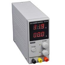 LW DC Güç Kaynağı Ayarlanabilir Dijital Lityum pil şarj DC güç kaynağı 30 V 10A Anahtarlama Güç kaynağı belgelendirme