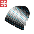 CaiZhongHai / B25 Rock stripes Winter Hats For Women Men Beanie Knit Hats Warm Ski Skullies Beanie Caps