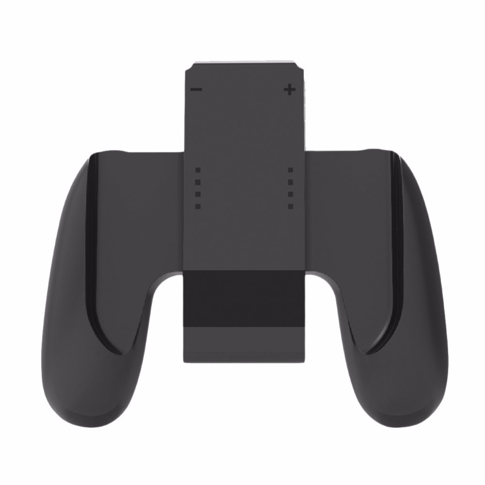 ALLOYSEED New For Game Console Charger Charging Hand Grip Gamepad Stand Holder For Nintendo Switch NS NX 2017 Joy Con alloyseed motion sensing game controller for taiko drum game drumstick kinect handle set hand grip gamepad for nintend switch ns