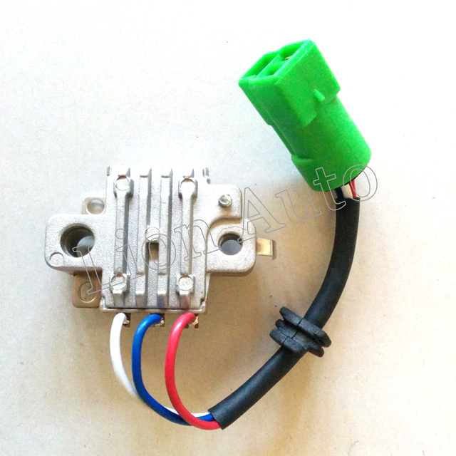 Lion New Alternator Voltage Regulator For Hino Fa14 Fa15 Fb14 Fb142 Fb143 W04C-t 3.8 126000-0920,126000-1421 In920