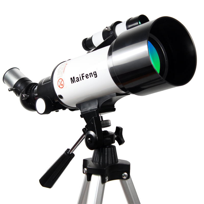 Star-watching Astronomical Telescope 40070 Monocular Binoculars Landscape Lens Entry Outdoors Professional Spotting Scopes