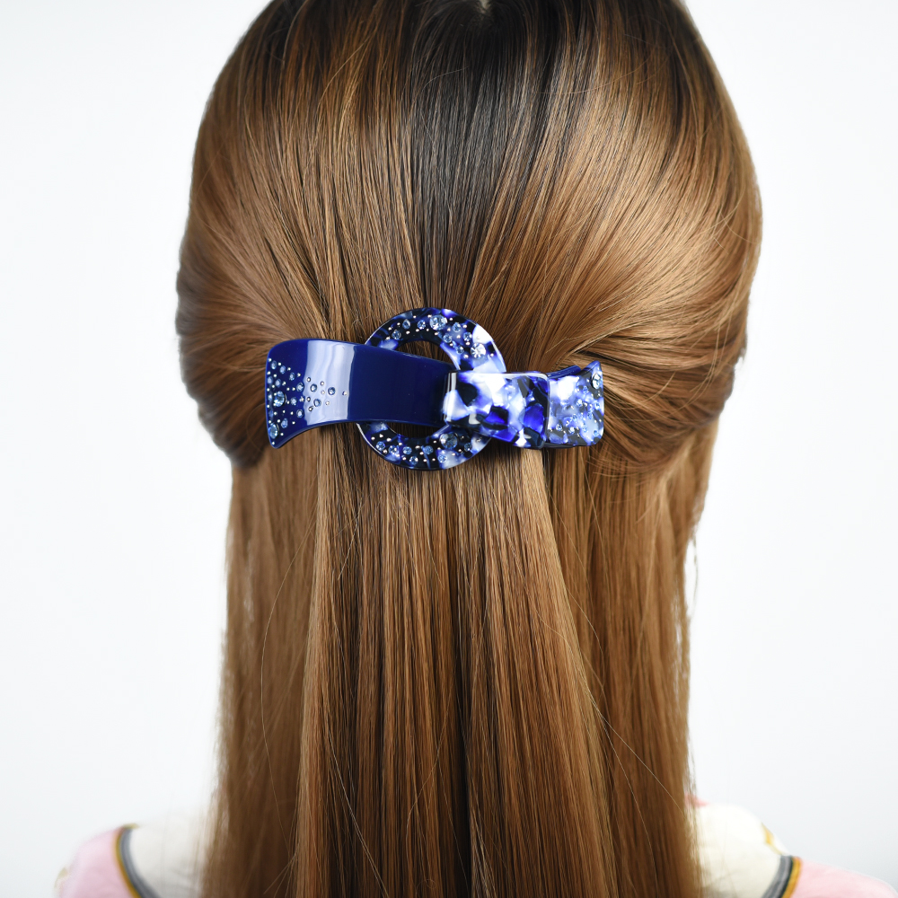 Women hair accessories 2017 vintage fashion rhinestone hair barrette Large hair clips for girls in Women 39 s Hair Accessories from Apparel Accessories
