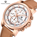 Men's Watches Top Luxury Brand Chronograph Sport Watch Men Waterproof Quartz Military Wristwatch Relogio Masculino Pagani Design
