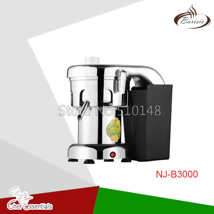 NJ-B3000 Commercial Juicer Multifunktion av bärbar juicejuicextrakt för fruktjuice