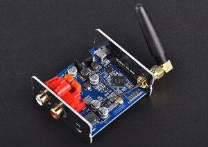 Image 5 - Dc 5 12vハイファイbluetoothレシーバーCSR64215 V4.2ステレオオーディオbluetoothスピーカーアダプタボックス車のbluetooth修正されたaptx rca 3.5ミリメートル
