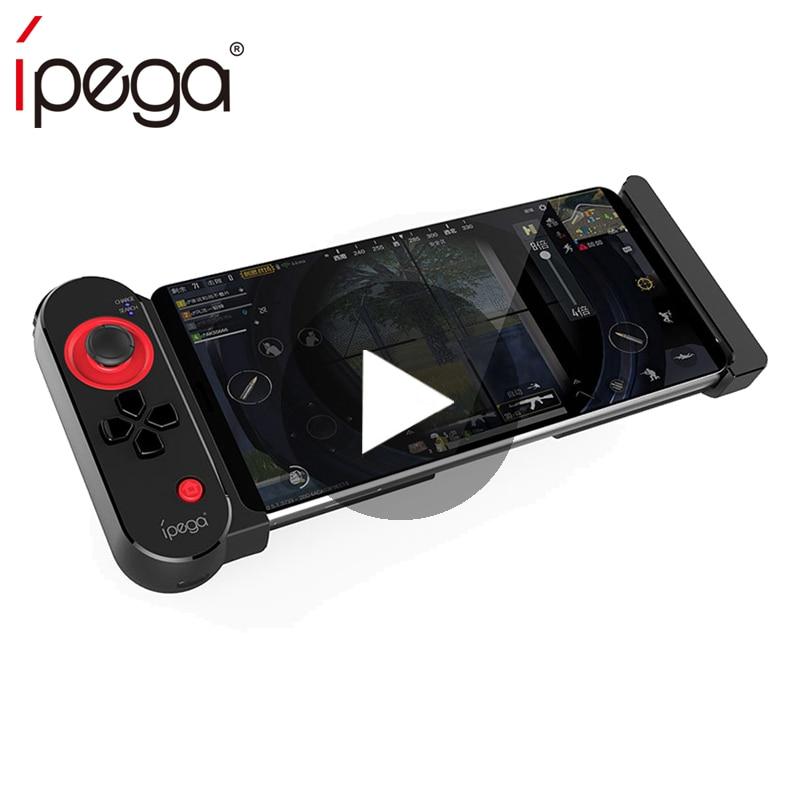 IPega PG 9100 PG-9100 gachette manette de jeu Pubg manette Mobile pour téléphone Android téléphone portable Console de jeu contrôle à la main