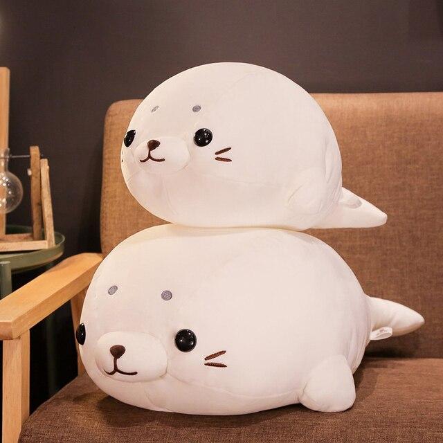 Kawaii Mochi Seal Plush XL (60cm)