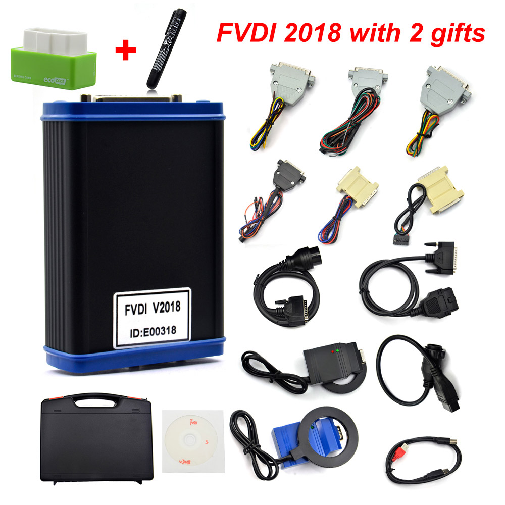 VSTM FVDI 2018 all function of VVDI2 V2015 V2014 FVDI AVDI 18 software No Limited Fvdi