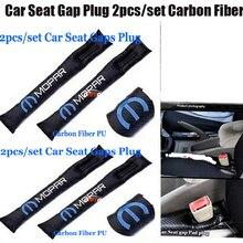 Car-styling Car Accessories For Mopar LOGO Badge Car Seat Ga