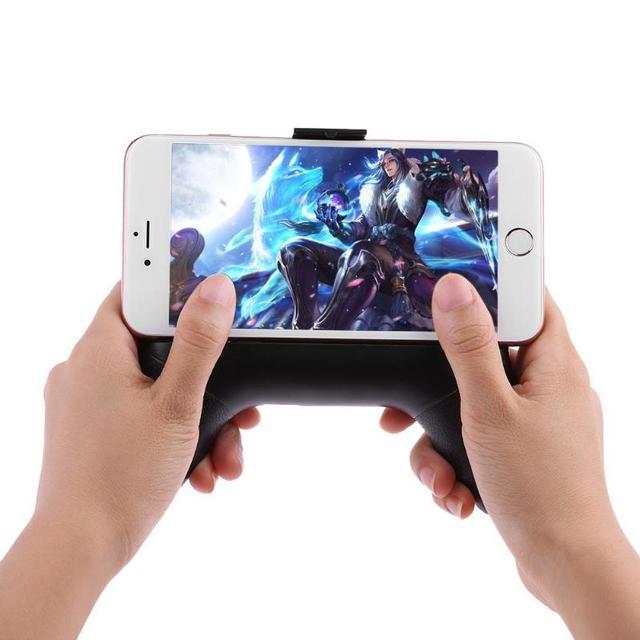 4 в 1 Многофункциональный геймпады мобильный телефон Dual вентилятор охлаждения радиатора + ручка геймпад джойстик + держатель кронштейн + powerbank