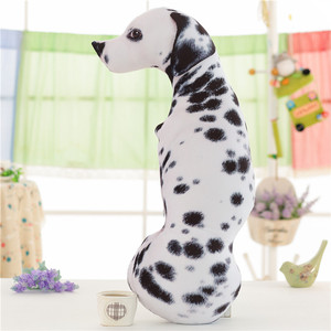 Image 5 - クリエイティブアニマル3dかわいい犬形状クッション枕装飾クッションおもちゃペットスロー枕ギフト付きインナー充填家の装飾