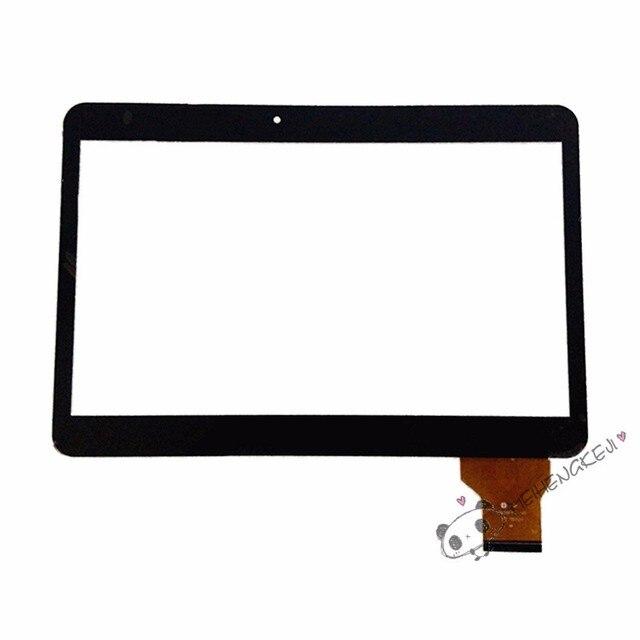 10.1 дюймов с сенсорным экраном Дигитайзер для Tesla Atom 10.1 tablet PC бесплатная доставка