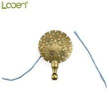 Looen фирменные винтажные металлические швейные нитки режущий