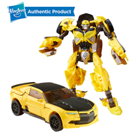 Hasbro Transformers The Last Knight Premier Edition Deluxe Bumblebee Starscream Action Figure One Step Changer Kid Toys