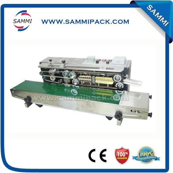2016 best selling sealing machine paper bag sealing machine