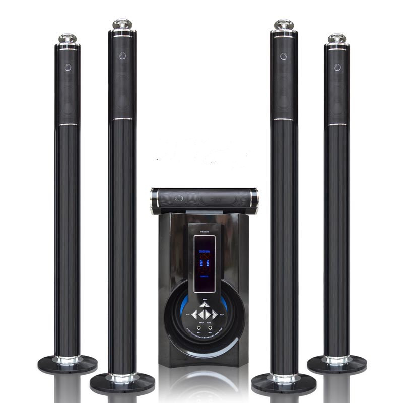 Bars For Home Home Theater: 2015 Newest 5.1 Wireless Buletooth Home Theater System