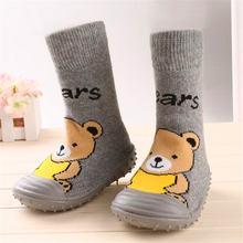 Нескользящая обувь для малышей 0 36 месяцев маленьких мальчиков