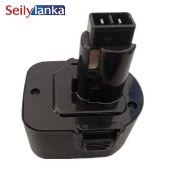for Black&Decker 12V 3300mAh  power tool battery A9252 A-9252 A9275 A-9275 PS130 PS130A A9266