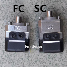 기존 EXFO OTDR EUI 91 SC 커넥터 FC 어댑터 AXS 100 FTB 100 FTB 150 MAX 710B 테스터 광 포트 플랜지 연결 어댑터