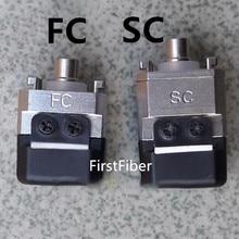 Original EXFO OTDR EUI 91 SC conector adaptador FC AXS 100 FTB 100 FTB 150 MAX 710B probador adaptador de conexión de brida de puerto óptico