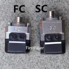 Originele EXFO OTDR EUI 91 SC Connector FC adapter AXS 100 FTB 100 FTB 150 MAX 710B Tester Optische poort flens aansluiting adapter